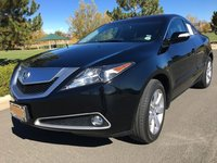 Picture of 2012 Acura ZDX SH-AWD with Technology Package, gallery_worthy