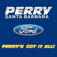 Perry Ford Mazda of Santa Barbara logo
