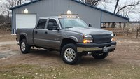 Picture of 2007 Chevrolet Silverado Classic 2500HD LT2 Crew Cab 4WD, gallery_worthy