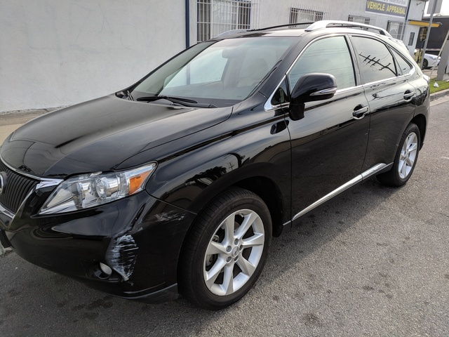 Picture of 2011 Lexus RX 350 FWD, gallery_worthy