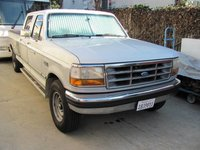 Picture of 1994 Ford F-350 4 Dr XLT Crew Cab LB, exterior, gallery_worthy