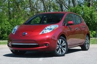 Picture of 2012 Nissan Leaf SL, gallery_worthy