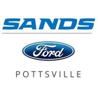 Sands Ford of Pottsville logo
