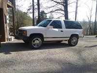 Picture of 1996 Chevrolet Tahoe 2-Door 4WD, gallery_worthy