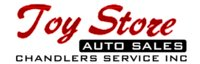 Toy Store Auto Sales logo