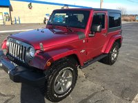 Picture of 2013 Jeep Wrangler Freedom Edition, exterior, gallery_worthy