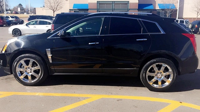 Picture of 2012 Cadillac SRX FWD