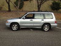 Picture of 2002 Subaru Forester S Premium, gallery_worthy
