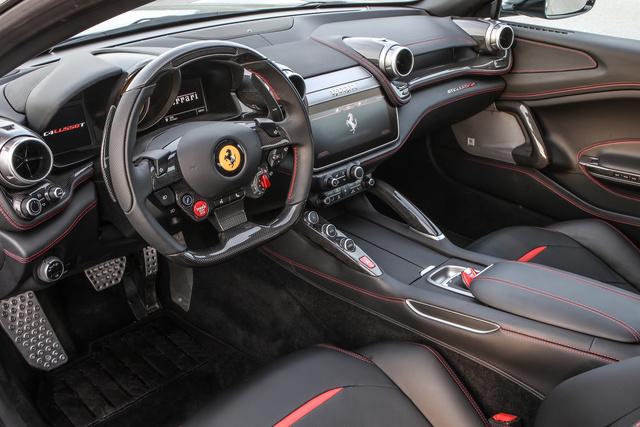 2018 Ferrari Gtc4lusso T Interior Pictures Cargurus