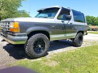 Picture of 1990 Ford Bronco II 2 Dr XLT 4WD SUV, gallery_worthy