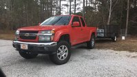 Picture of 2012 Chevrolet Colorado LT2 Extended Cab 4WD, gallery_worthy