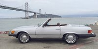 1976 Mercedes-Benz SL-Class Picture Gallery
