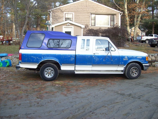 Picture of 1990 Ford F-150 XLT Lariat Extended Cab SB