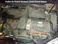 Picture of 2008 Toyota Camry Hybrid FWD, engine, gallery_worthy