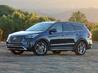 2018 Hyundai Santa Fe Limited Ultimate FWD, 2018 Hyundai Santa Fe Limited Ultimate, exterior, gallery_worthy