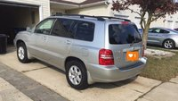 Picture of 2002 Toyota Highlander Base, exterior, gallery_worthy