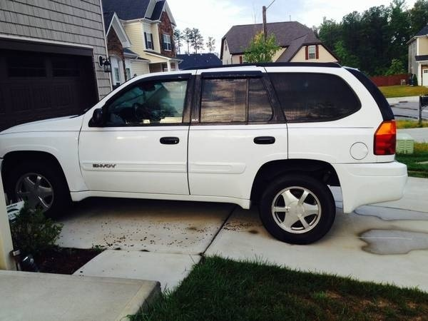 Picture of 2002 GMC Envoy XL SLE, exterior, gallery_worthy