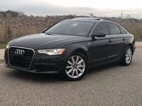 Picture of 2013 Audi A6 3.0T quattro Premium Sedan AWD, exterior, gallery_worthy