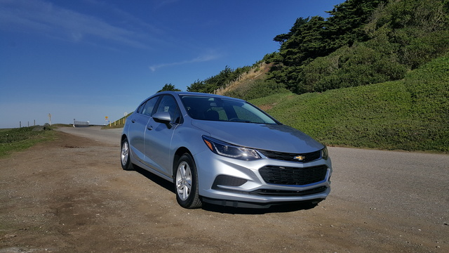 Picture of 2018 Chevrolet Cruze, exterior, gallery_worthy