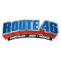 Route 46 Chrysler Jeep Dodge logo