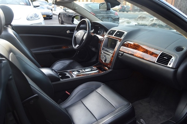 Picture of 2010 Jaguar XK-Series XKR Convertible RWD, interior, gallery_worthy
