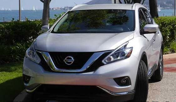 Picture of 2015 Nissan Murano SL AWD, exterior, gallery_worthy