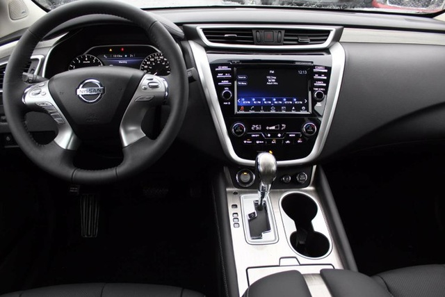 Picture of 2015 Nissan Murano SL AWD, interior, gallery_worthy
