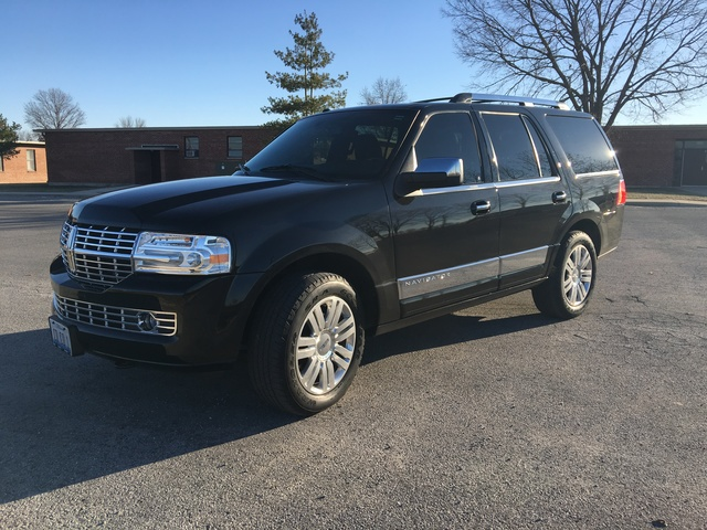 Picture of 2012 Lincoln Navigator 4WD, exterior, gallery_worthy