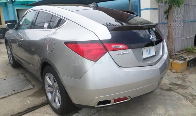 Picture of 2011 Acura ZDX SH-AWD with Technology Package, gallery_worthy