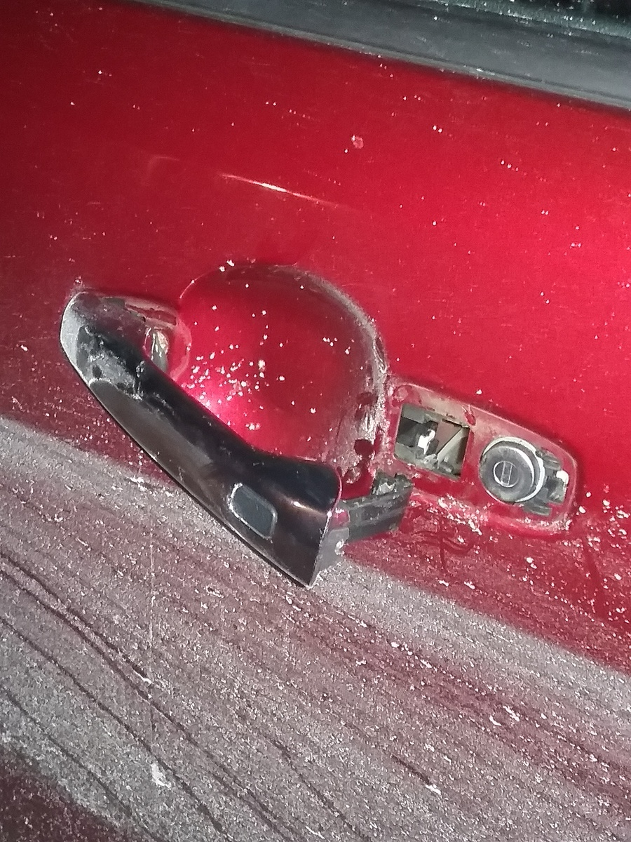 Ford Explorer Questions Driver Side Door Handle Cargurus
