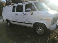 1994 GMC Vandura Overview
