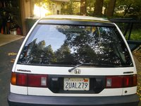 Picture of 1988 Honda Civic Wagon, gallery_worthy