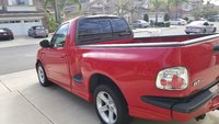 Picture of 2003 Ford F-150 SVT Lightning 2 Dr Supercharged Standard Cab Stepside SB, gallery_worthy