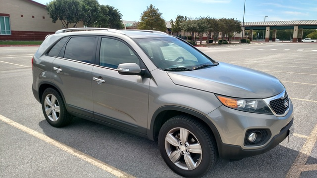 Picture of 2013 Kia Sorento EX AWD