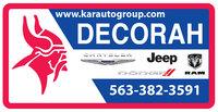 Decorah Chrysler Dodge Jeep Ram logo