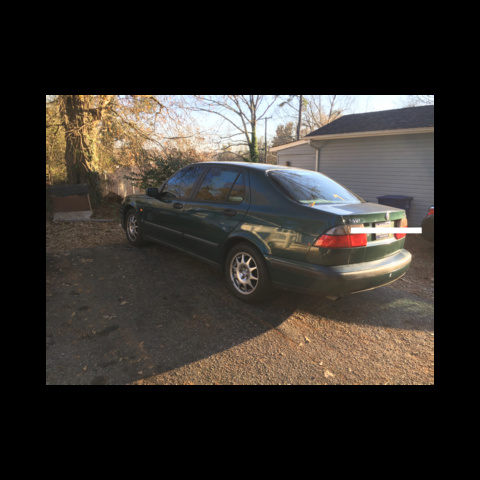 Picture of 2000 Saab 9-5 2.3T