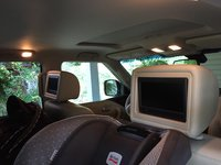 Picture of 2011 INFINITI QX56 Base w/ Split Bench Seat Pkg, interior, gallery_worthy