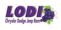 Lodi Chrysler Dodge Jeep Ram logo