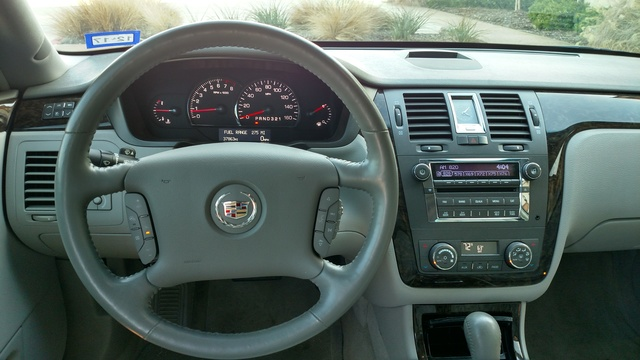 Picture of 2009 Cadillac DTS Luxury I FWD, interior, gallery_worthy