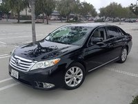 2011 Toyota Avalon Overview