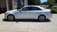 Picture of 2015 Cadillac CTS 2.0T Performance AWD, exterior, gallery_worthy