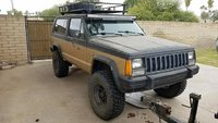 Picture of 1987 Jeep Cherokee 2 Dr Pioneer 4WD, exterior, gallery_worthy
