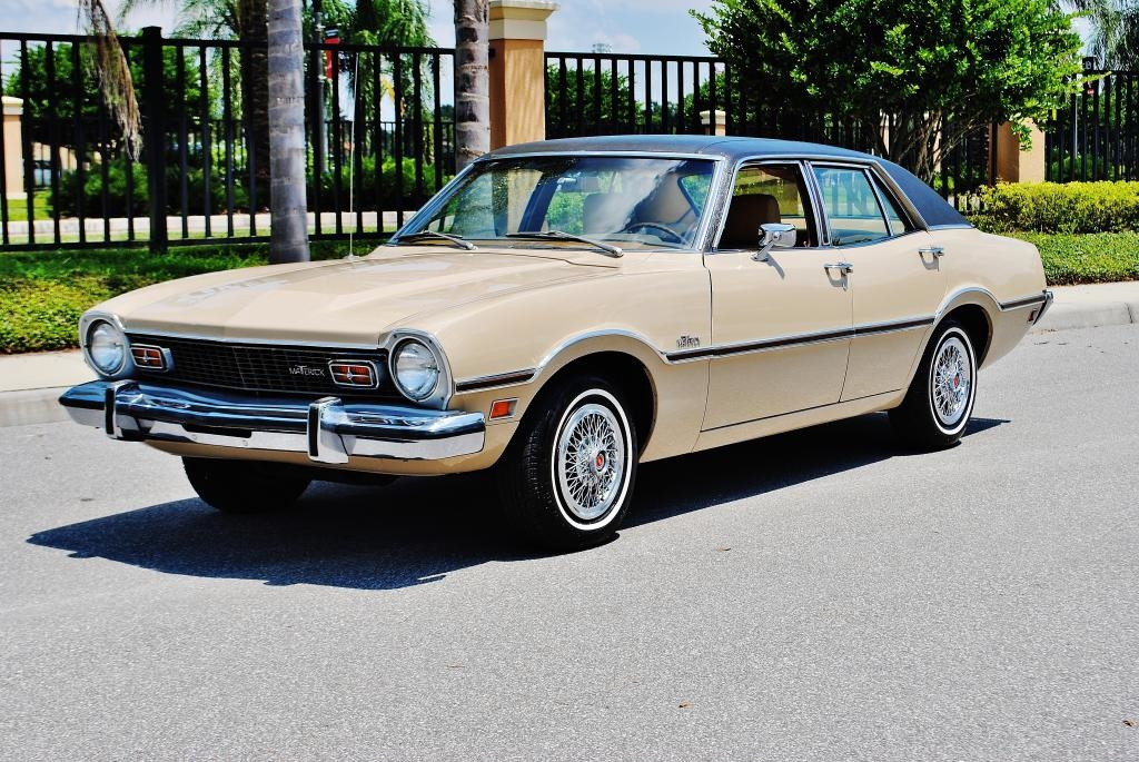 Ford       Maverick    Questions  what is the power of    engine       ford