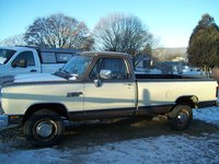1988 Dodge RAM 250 Overview