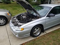 Picture of 2003 Chevrolet Monte Carlo LS FWD, engine, gallery_worthy