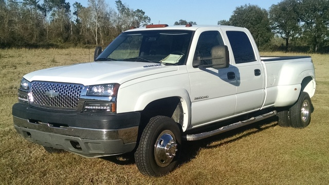 Picture of 2004 Chevrolet Silverado 3500 4 Dr LS 4WD Extended Cab LB DRW