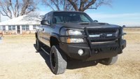 Picture of 2003 Chevrolet Silverado 2500 LS Extended Cab 4WD, gallery_worthy
