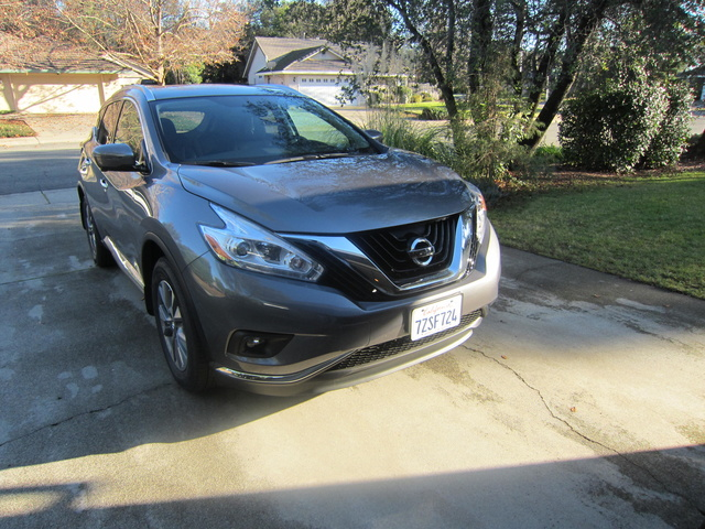 Picture of 2017 Nissan Murano 2017.5 SL AWD, gallery_worthy