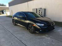 Picture of 2017 Honda Civic Hatchback EX-L w/ Nav and Honda Sensing, exterior, gallery_worthy