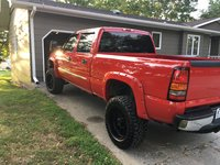 Picture of 2005 GMC Sierra 2500HD 4 Dr SLT Crew Cab SB HD, gallery_worthy